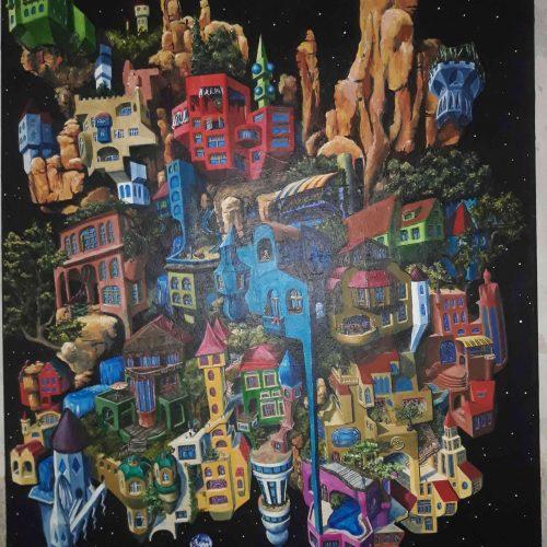 """Tetris-City"""