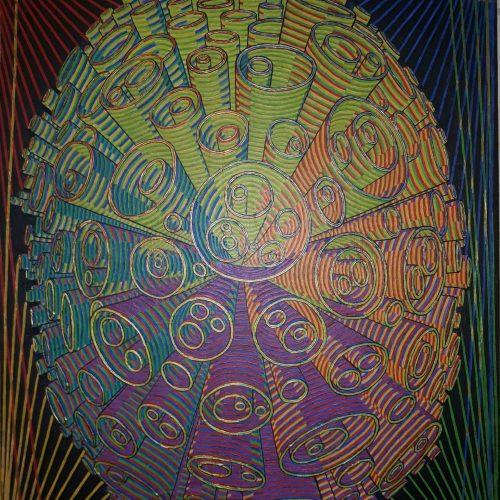"""Rainbow Circle"""